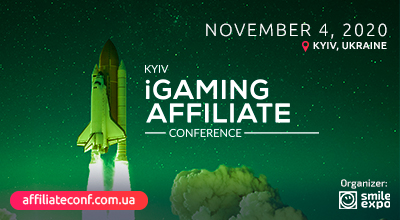 Kyiv iGaming Affiliate Conference 2020