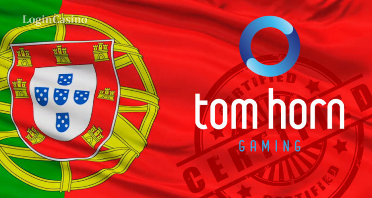 Tom Horn gaming content available in Portugal