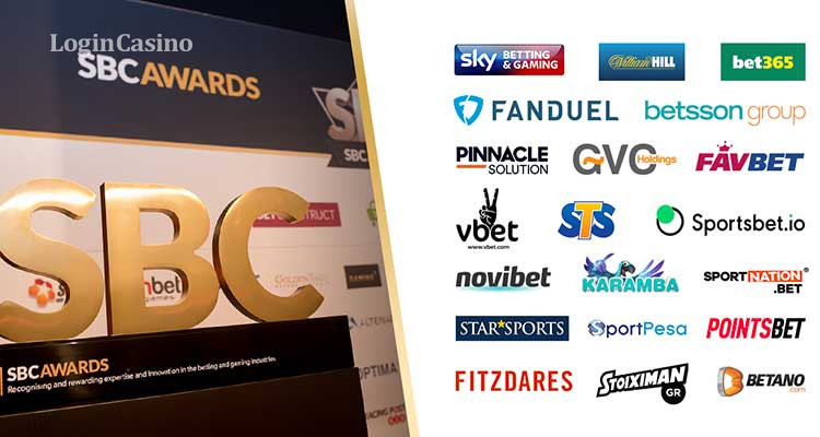International operators vie for Sportsbook of the Year prize at SBC Awards