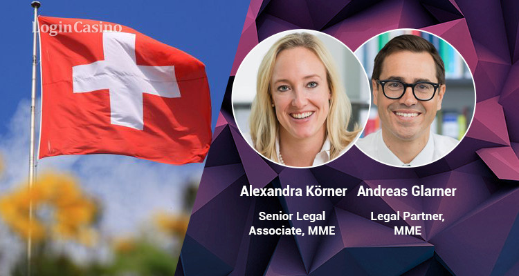 Alexandra Körner and Andreas Glarner: Interview with legal experts on the issue of gambling in Switzerland