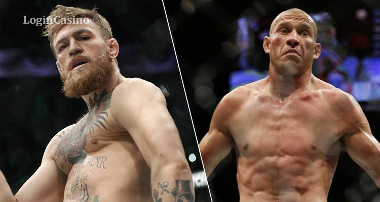 McGregor Is Likely to Face Cerrone in 2020