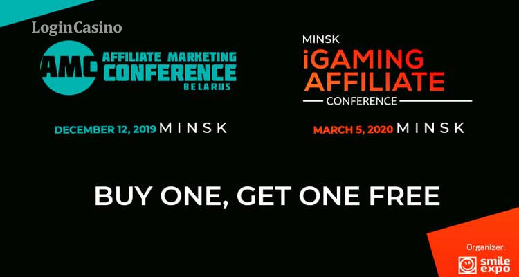 1 Ticket = 2 Conferences for Arbitrage Specialists and Webmasters in Minsk