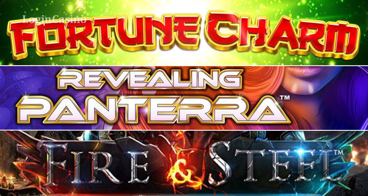Fortune Charm, Revealing Panterra и Fire&Steel: Review of technical characteristics