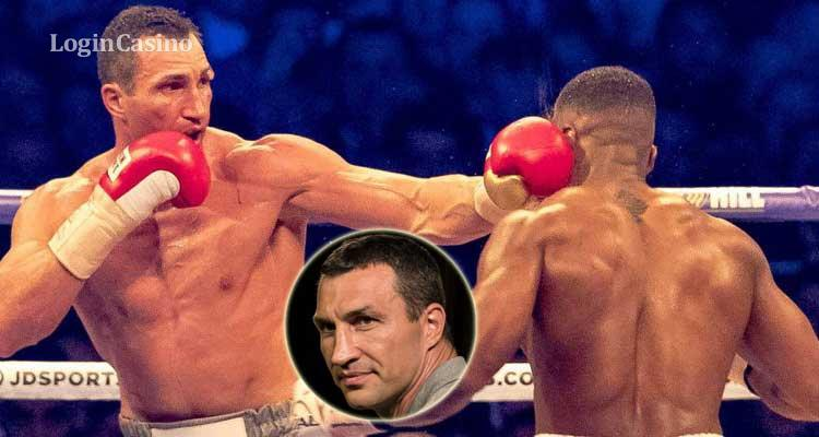Wladimir Klitschko – Gold Medal in Boxing in the Olympic Games 1996