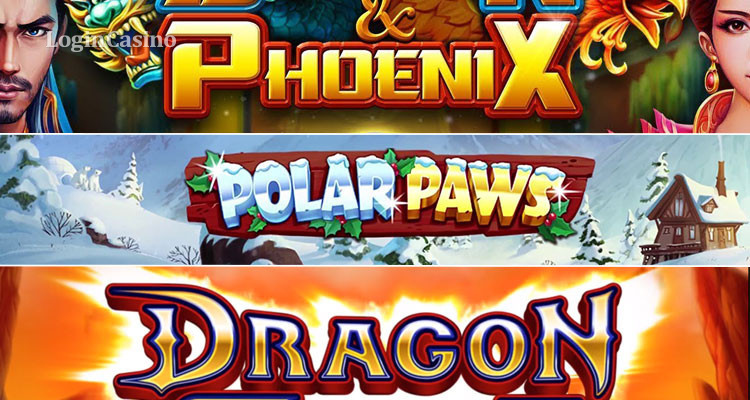 Dragon & Phoenix, Polar Paws and Dragon Flame 30L500C – review of the main trends in gaming machines development