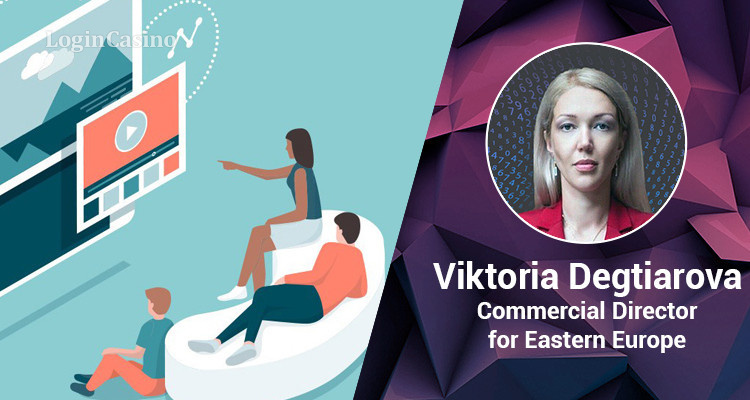 Interview with Viktoria Degtiarova, Commercial Director for Eastern Europe at Betgenius