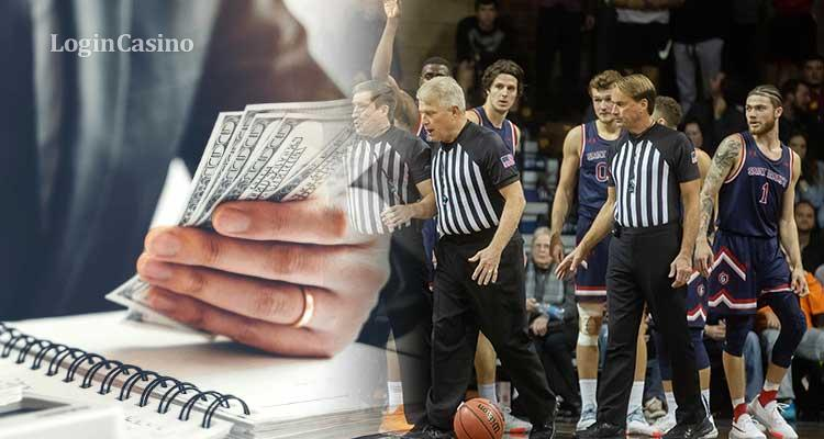 What is the average NBA referee salary?