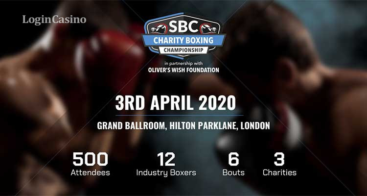 SBC Charity Boxing Championship Packs a Punch for Oliver's Wish Foundation