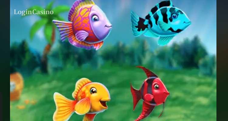 Goldfish Casino Slots Description