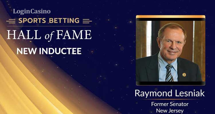 Former NJ Senator Raymond Lesniak to Join Sports Betting Hall of Fame