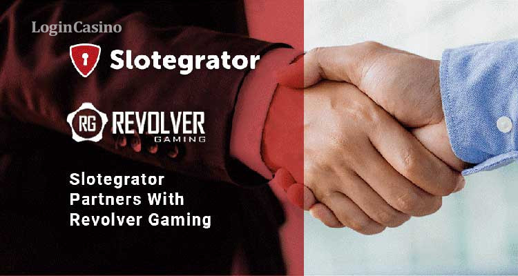 Software Provider and Aggregator Slotegrator Partners with Game Developer Revolver Gaming