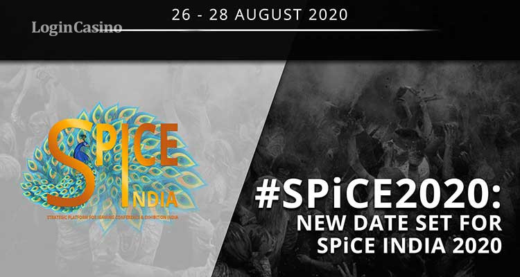 New Date Is Set for SPiCE India 2020