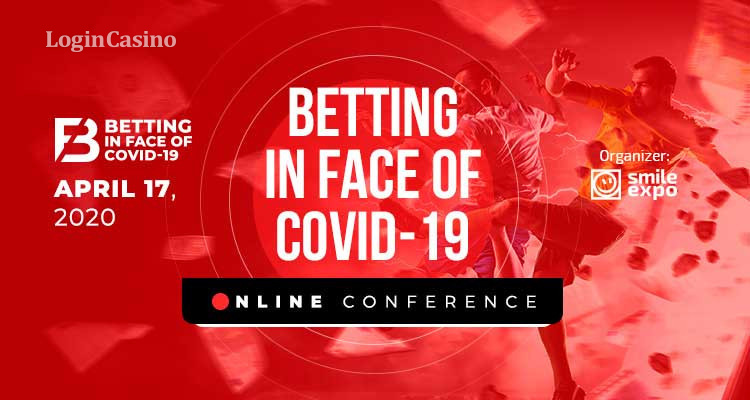 Betting in Face of COVID-19: The Online Event Dedicated to Operating a Betting Business During the Pandemic