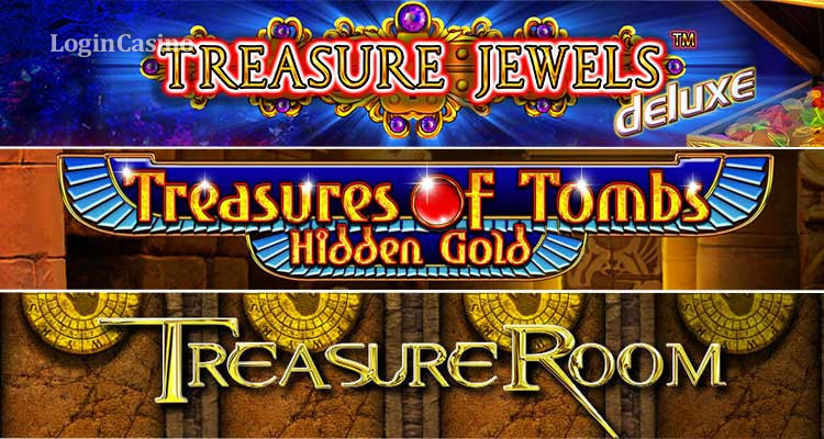 An Overview of Three Spectacular Examples of Treasures Slot
