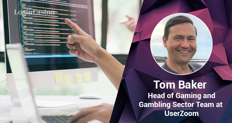 Tom Baker Speaks about the Importance of UX Principles for Gambling Products