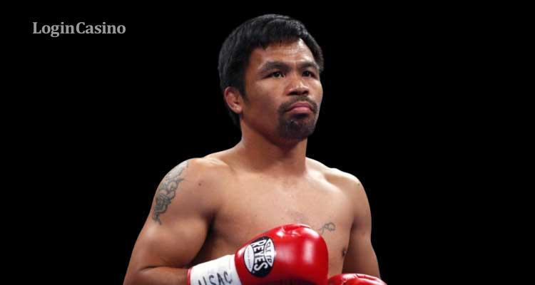 """Manny"" Pacquiao"