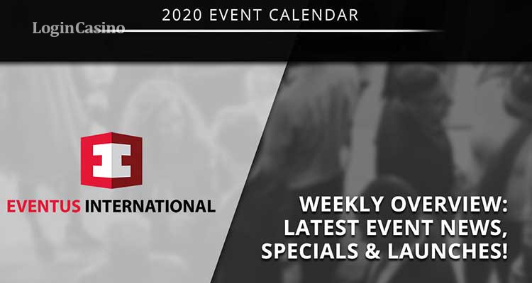 The Latest News on Eventus International Events