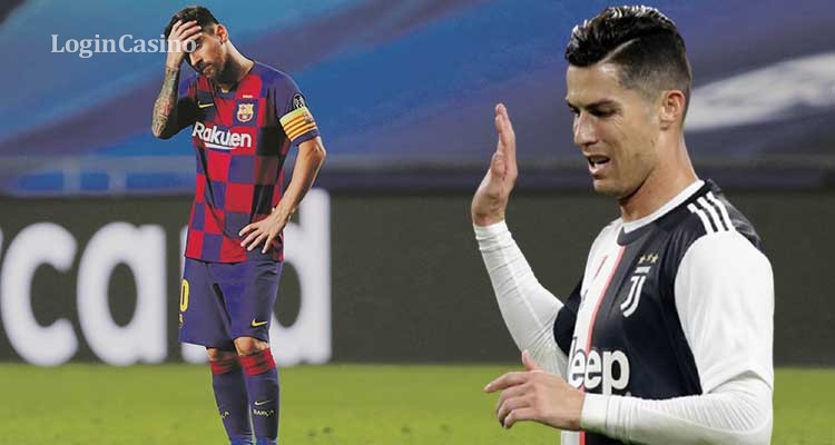 Awaited Duel Delayed: Ronaldo Still Can't Face Messi in UCL Group