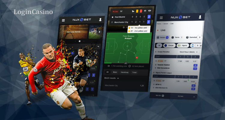 Lightning Fast Sports Betting Software Provider — NuxGame Overview