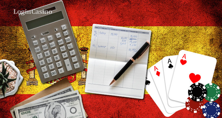 What Can Numbers Tell about Spanish Gambling Year?