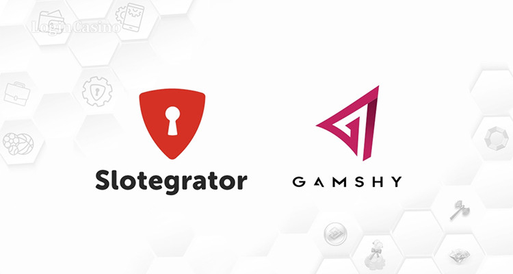 Slotegrator Won't Shy Away: Gamshy Is Its New Partner