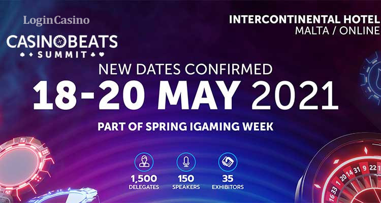 CasinoBeats Summit and Spring iGaming Week Move to May 2021