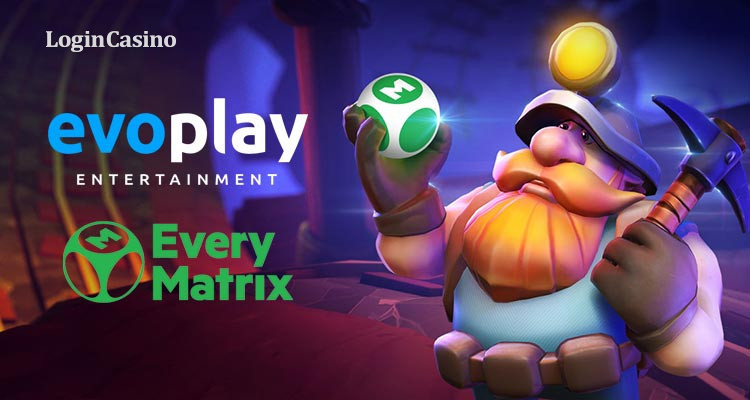 Evoplay Entertainment Partners with EveryMatrix