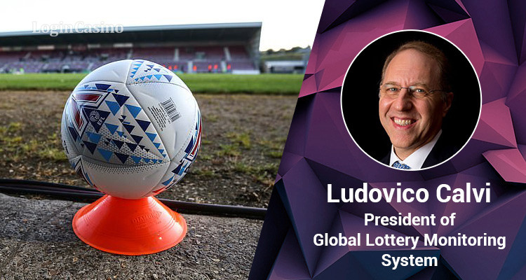 "Ludovico Calvi: ""Data Can Protect Sports from Match-Fixing"""