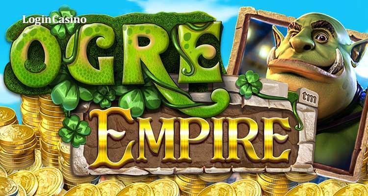 Videogame Ogre Empire by Betsoft