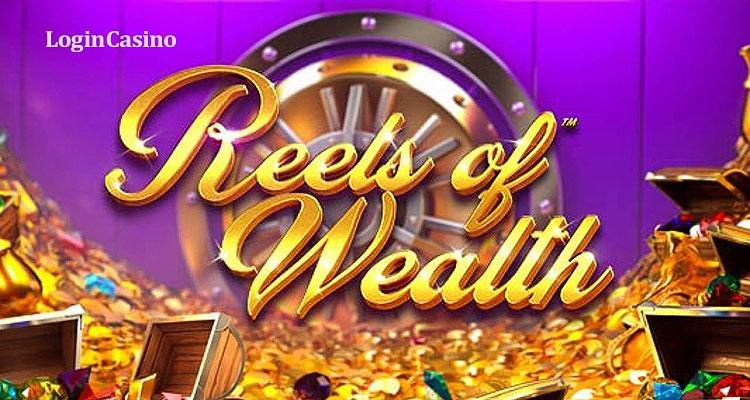 Reels of Wealth by Betsoft: gaming machine review