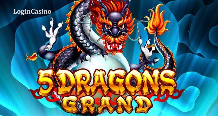 5 Dragons Grand by Aristocrat: review